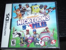 NEW DS Nicktoons MLB game in Manhattan, Kansas