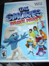 NEW Wii The Smurfs Dance Party game in Manhattan, Kansas