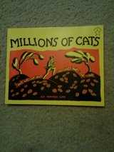 NEW Millions of Cats book in Camp Lejeune, North Carolina