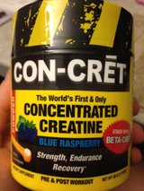 creatine concret rasberry flavor in Yucca Valley, California