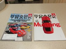 Car Magazines - Road & Track - 2 Recent Issues Including Special Mustang Issue in Houston, Texas