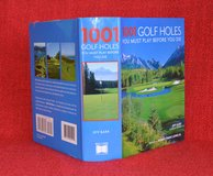 Book-1001 GOLF HOLES You Must Play Before You Die in Batavia, Illinois