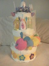 Diaper Cakes 3 in Beaufort, South Carolina