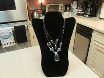 Ice Cube Look Illusion Necklace in Houston, Texas