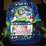 NEW Toy Story Backpack with bonus Utility Pack in Fort Benning, Georgia